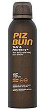 Düfte, Parfümerie und Kosmetik Bräunungsbeschleuniger-Körperspray - Piz Buin Tan And Protect Tan Intensifying Sun Spray Spf15