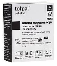 Düfte, Parfümerie und Kosmetik Vierstufige Gesichtsmaske für die Nacht - Tolpa Estetic 4 Step Intensive Treatment Care