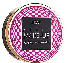 Düfte, Parfümerie und Kosmetik Kompakter Gesichtspuder - Hean After Makeup-up Cashmere Compact Powder