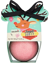 Düfte, Parfümerie und Kosmetik Badebombe Kirsche - Dirty Works Jingle Balls Cherry Bath Fizzer