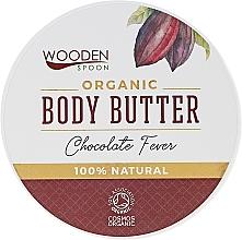 Düfte, Parfümerie und Kosmetik Aufweichende Körperbutter mit Schokolade - Wooden Spoon Chocolate Fever Body Butter