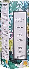 Düfte, Parfümerie und Kosmetik Feuchtigkeitsspendende Körpercreme - Baija Moana Body Cream
