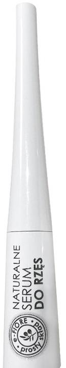 Pflegeserum zum Wimpernwachstum - E-Fiore Natural Lash Serum