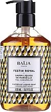 Düfte, Parfümerie und Kosmetik Flüssige Marseille Seife karamellisierter Honig - Baija Festin Royal Marseille Liquid Soap