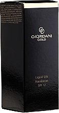Düfte, Parfümerie und Kosmetik Foundation Fluid - Oriflame Giordani Gold