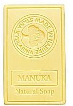 Düfte, Parfümerie und Kosmetik Naturseife mit Manuka - Stara Mydlarnia Body Mania Manuka Soap