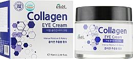 Düfte, Parfümerie und Kosmetik Intensiv feuchtigkeitsspendende Augenkonturcreme mit Kollagen - Ekel Collagen Eye Cream