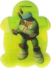 Düfte, Parfümerie und Kosmetik Kinder-Badeschwamm Die Ninja Turtles Leonardo 6 - Suavipiel Turtles Bath Sponge