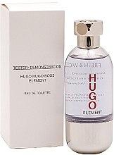 Düfte, Parfümerie und Kosmetik Hugo Boss Hugo Element - Eau de Toilette (Tester mit Deckel)
