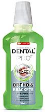 Düfte, Parfümerie und Kosmetik Mundwasser zur Pflege und Schutz für Träger von kieferorthopädischen Apparaturen - Dental Pro Ortho&Brackets