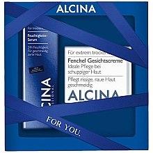 Düfte, Parfümerie und Kosmetik Gesichtspflegeset - Alcina Dry Skin Set (Gesichtscreme 50ml + Gesichtsserum 30ml)