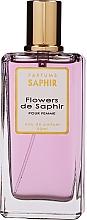 Düfte, Parfümerie und Kosmetik Saphir Parfums Flowers de Saphir - Eau de Parfum