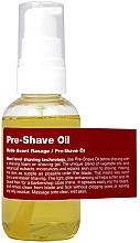 Düfte, Parfümerie und Kosmetik Pre-Shave Öl für Männer - Recipe For Men Pre-Shave Oil