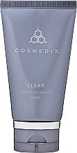 Düfte, Parfümerie und Kosmetik Tiefenreinigende Gesichtsmaske - Cosmedix Clear Deep Cleansing Mask