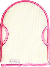 Düfte, Parfümerie und Kosmetik Badehandschuh aus Leinen - Suavipiel Active Micro Fiber Mitt Peeling