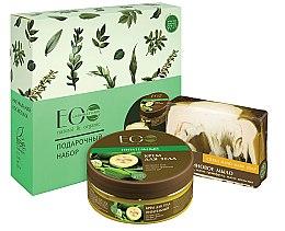 Düfte, Parfümerie und Kosmetik Körperpflegeset - ECO Laboratorie (Körpercreme 200ml+Seife 130g)