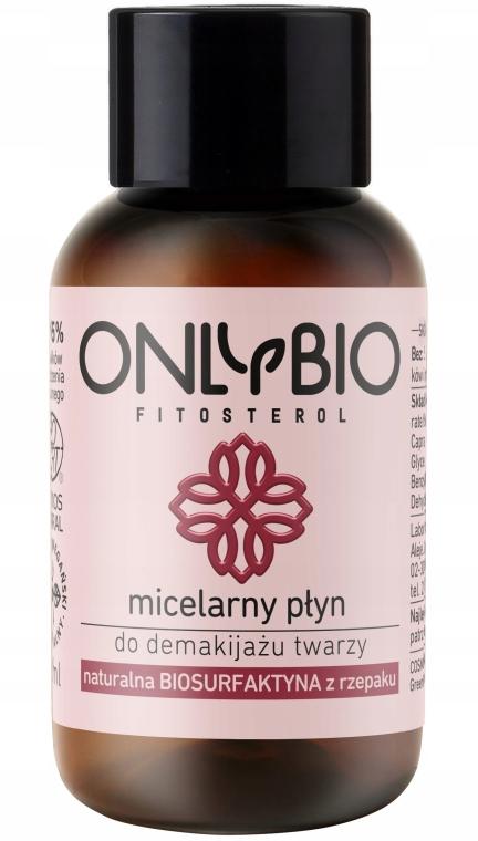 Mizellenwasser zum Abschminken mit Raps - Only Bio Fitosterol