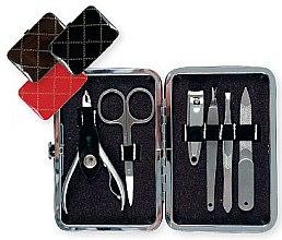 Düfte, Parfümerie und Kosmetik Maniküre-Set 6-tlg. schwarz 79733 - Top Choice