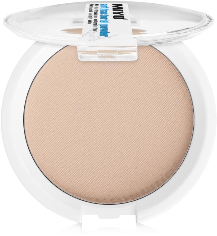 Antibakterielles Kompaktpuder für Gesicht - Miyo Antibacterial Powder — Bild N1