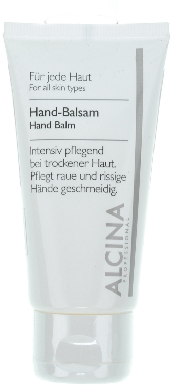 Handbalsam für jede Haut - Alcina B Hand Balm — Bild N2