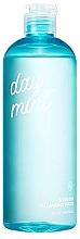 Düfte, Parfümerie und Kosmetik Erfrischendes Reinigungswasser für das Gesicht mit Pfefferminzextrakt - Missha Day Mint Soak Out Cleansing Water