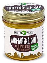 Düfte, Parfümerie und Kosmetik Ghee-Butter für Körper und Haar - Purity Vision Farmers Ghi