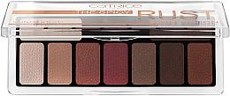 Düfte, Parfümerie und Kosmetik Lidschatten-Palette - Catrice The Spicy Rust Collection Eyeshadow Palette