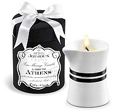 Düfte, Parfümerie und Kosmetik Massagekerze A Trip To Athens - Petits Joujoux A Trip To Athens Massage Candle