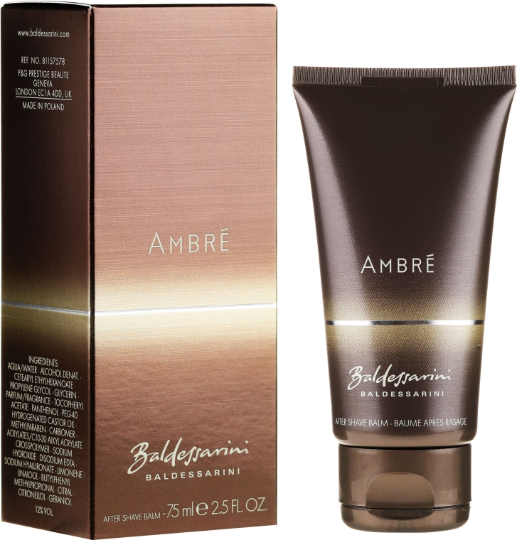 Baldessarini Ambre - After Shave Balsam — Bild N1