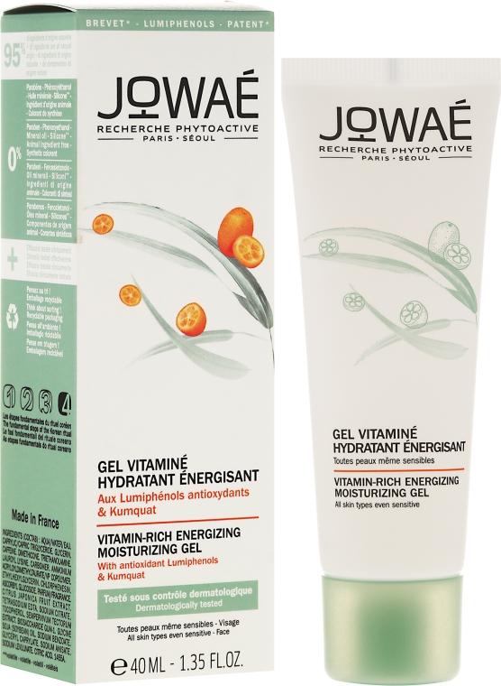 Feuchtigkeitsspendendes Gesichtsgel - Jowae Vitamin-rich Energizing Moisturizing Gel
