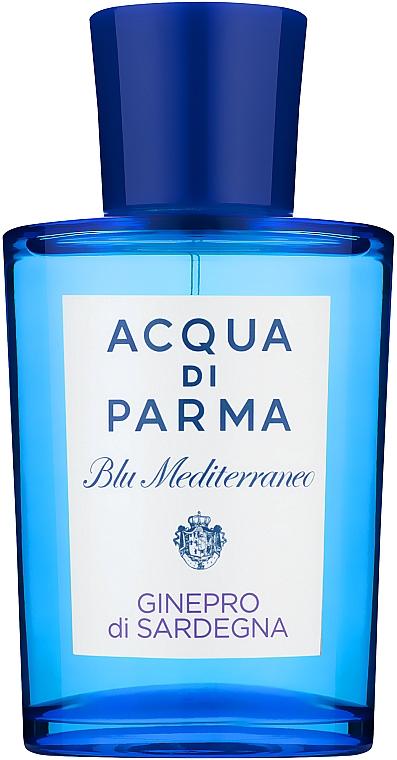 Acqua di Parma Blu Mediterraneo-Ginepro di Sardegna - Eau de Toilette  — Bild N1