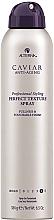 Düfte, Parfümerie und Kosmetik Trockenshampoo-Spray mit Kaviarextrakt für bessere Haarstruktur und mehr Volumen - Alterna Caviar Anti-Aging Perfect Texture Finishing Spray