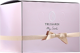 Düfte, Parfümerie und Kosmetik Trussardi My Scent - Duftset (Eau de Toilette 50 ml + Körperlotion 100 ml + Kosmetiktasche)