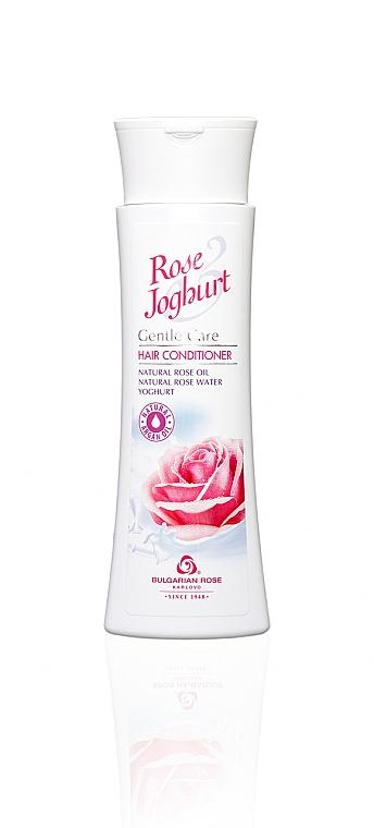 Haarspülung - Bulgarian Rose Rose & Joghurt Balsam  — Bild N1