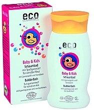 Düfte, Parfümerie und Kosmetik Baby Badeschaum - Eco Cosmetics Baby&Kids Bubble Bath