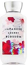 Düfte, Parfümerie und Kosmetik Bath and Body Works Japanese Cherry Blossom - Körperlotion