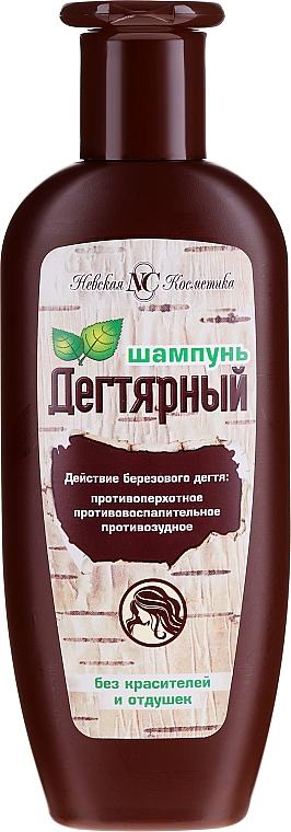 Anti-Schuppen Shampoo mit Birkenpech - Neva Kosmetik