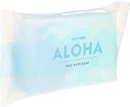 Düfte, Parfümerie und Kosmetik Handgemachte Naturseife mit Zitrusnoten - Oh!Tomi Aloha Free Wave Soap