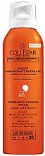 Düfte, Parfümerie und Kosmetik Nährende Bräunungsmousse SPF 30 - Collistar Abbronzatura Senza Sole Nutriente SPF 30
