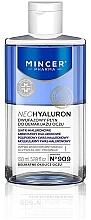 Düfte, Parfümerie und Kosmetik 2-Phasiger Augen-Make-up Entferner - Mincer Pharma Neo Hyaluron 909