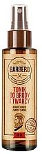 Düfte, Parfümerie und Kosmetik Bart- und Gesichtstoner - Barbero Beard and Face Tonic
