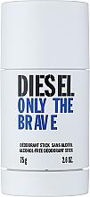 Düfte, Parfümerie und Kosmetik Diesel Only The Brave - Deostick