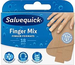 Düfte, Parfümerie und Kosmetik Fingerpflaster - Salvequick Finger Mix