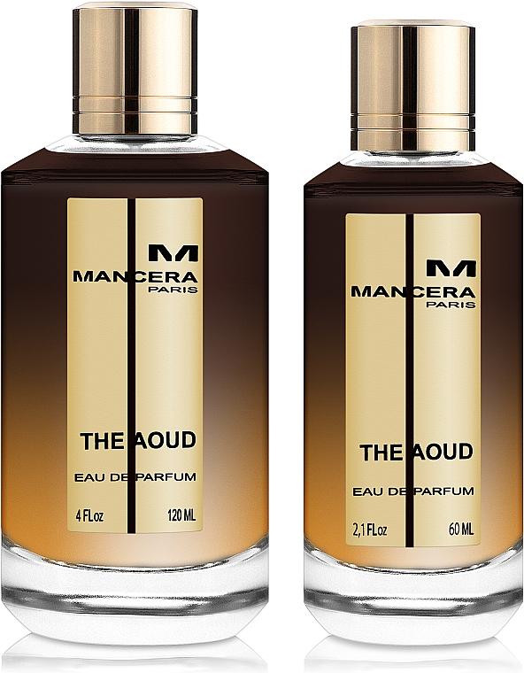 Mancera The Aoud - Eau de Parfum — Bild N3