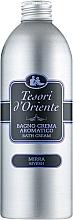 Düfte, Parfümerie und Kosmetik Tesori d`Oriente Mirra - Badeschaum