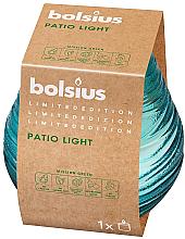 Düfte, Parfümerie und Kosmetik Gartenkerze Patio Light Luft - Bolsius 94x91 mm