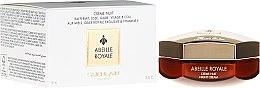 Düfte, Parfümerie und Kosmetik Anti-Falten Gesichtscreme mit Honig und Vitamin E - Guerlain Abeille Royale Night Cream Firms Smoothes Redefines