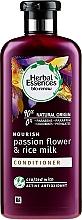 Düfte, Parfümerie und Kosmetik Pflegende Haarspülung mit Passionsfrucht und Reismilch - Herbal Essences Passion Flower & Rice Milk Conditioner