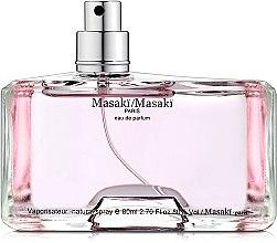 Düfte, Parfümerie und Kosmetik Masaki Matsushima Masaki / Masaki - Eau de Parfum (Tester ohne Deckel)