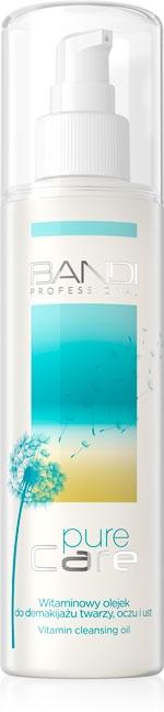 Gesichtsreinigungsöl mit Vitaminen - Bandi Professional Pure Care Vitamin Cleansing Oil